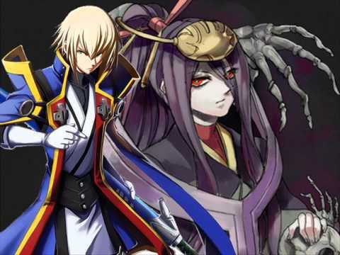 BlazBlue: Crisis Reversed - Jin VS Saya (Fated Reunion)