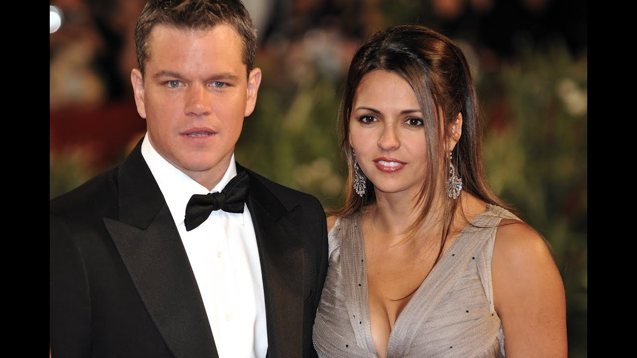 10 Famous White Men Who Married Latina Women - YouTube