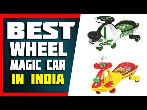 Top 5 Best Wheel Magic Cars for Kids In India 2019 With Price