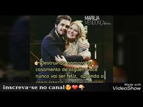 Status De Marília Mendonça Youtube