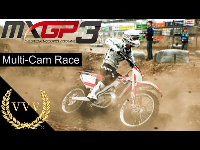 MXGP 3 Multi-Cam Belgium Race