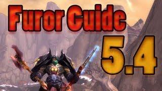 WoW 5.4 Furor Krieger - Welche Attribute brauch ich ?