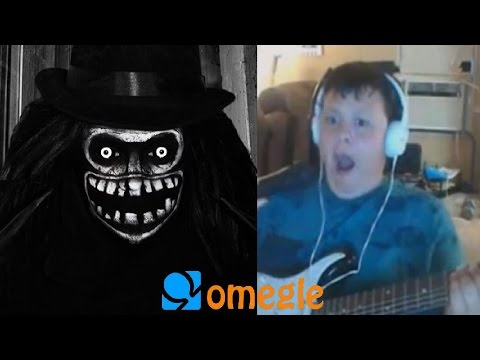 The Babadook goes on Omegle!