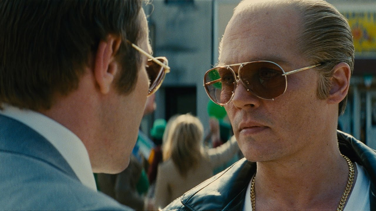Black Mass - Official Main Trailer [HD] - YouTube