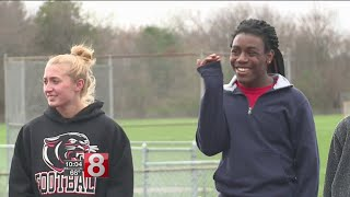 Some calling for rule change after transgender track stars smoke competition
