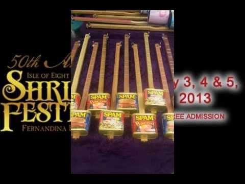 Amelia Island Annual Shrimp Festival and Art Show May 3-5 2013