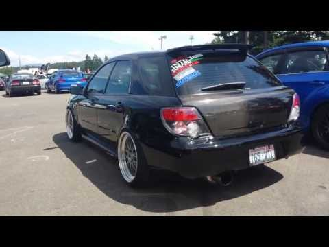 Subaru WRX Wagon - Forum Fest 2013