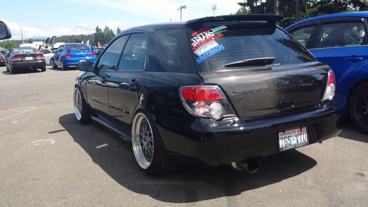 Subaru Wrx Wagon Forum Fest 2013 Youtube