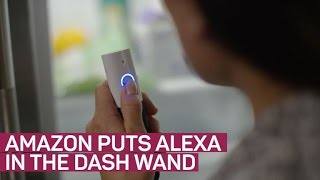 Sorta, Kinda Free Amazon Dash Wand Adds Alexa