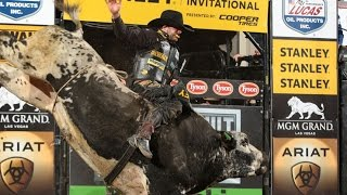 TOP RIDE: Douglas Duncan covers Donardo for 86.25 points (PBR)