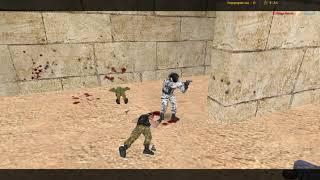 Counter Strike 1.6  Спецназ V.S Террористы