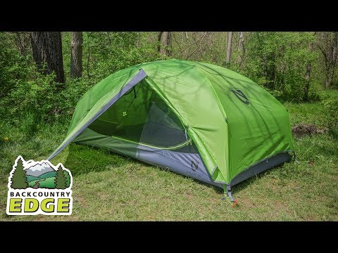 NEMO Galaxi 2P 3-Season Backpacking Tent W/ Footprint