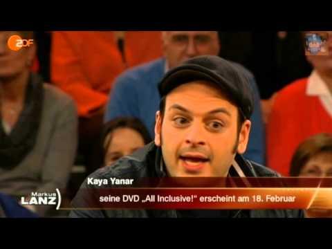 Markus Lanz: Kaya Yanar über Pubertät, Sexismus, Sport und Posing - 14.02.2013