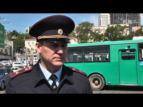 VL Ru Проверка автобусов Владивосток