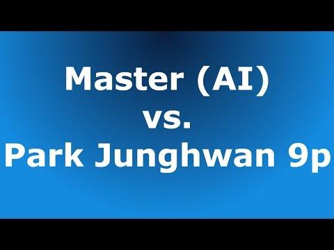 [Game of Go] Master(AlphaGo AI) vs Park Junghwan 9p, World Ranked 2, Korean Professional Player