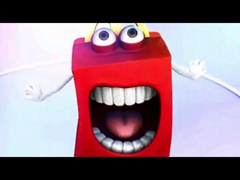 mcdonald s new mascot is terrifying