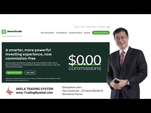 TD Ameritrade Singapore, Solusi Website Interactive Brokers Tidak Bisa Diakses