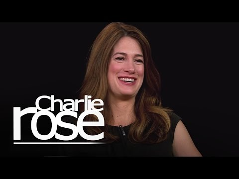 Web Exclusive: Gillian Flynn on Writing the Screenplay for Gone Girl  Charlie Rose