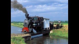 2017 Java Steam & Sugar Tour: Semboro Steam Train Trip