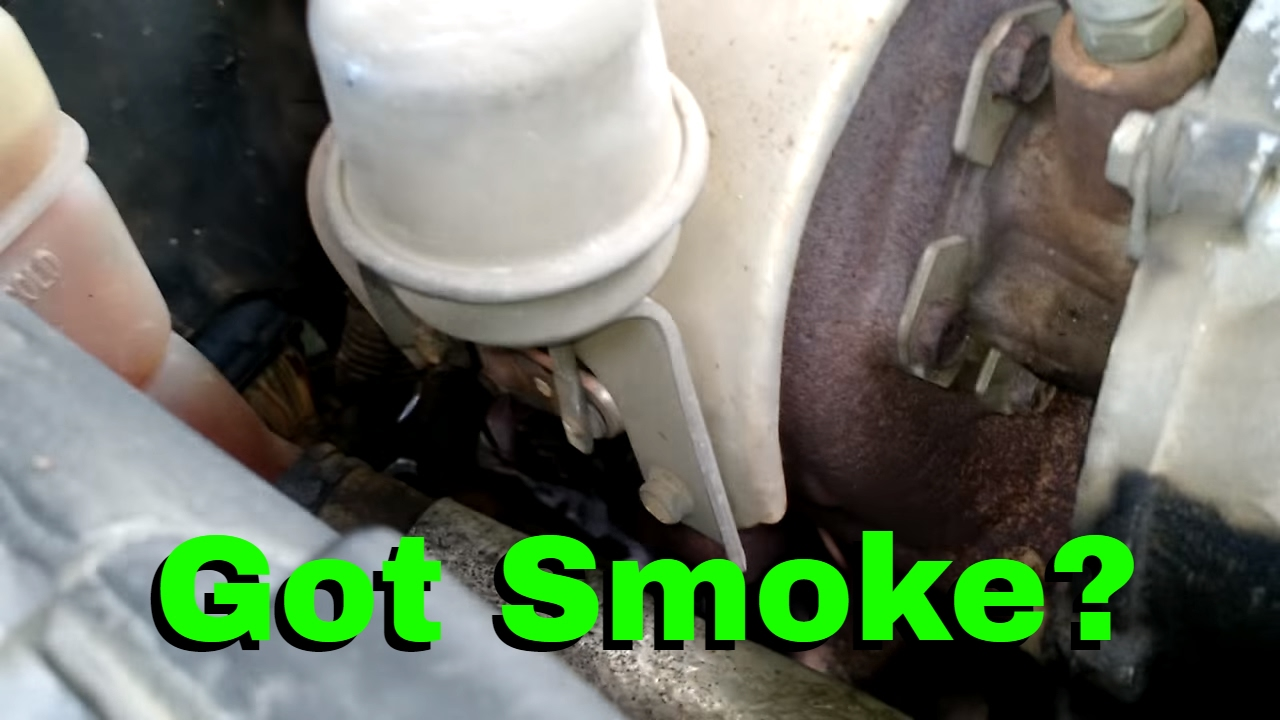 gm chevy turbo 6 5 diesel engine smoking under load p0236 wastegate sensor [ 1280 x 720 Pixel ]