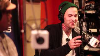 Yelawolf on Sway in the Morning part 1/2