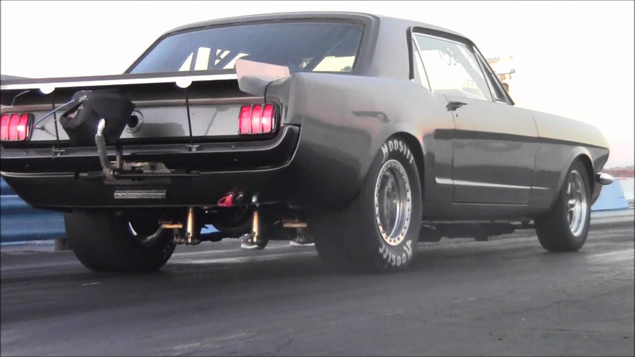 Mustang Drag Car For Sale