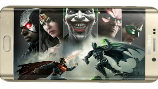 Download injustice gods among us game for free any Android in Hindi
