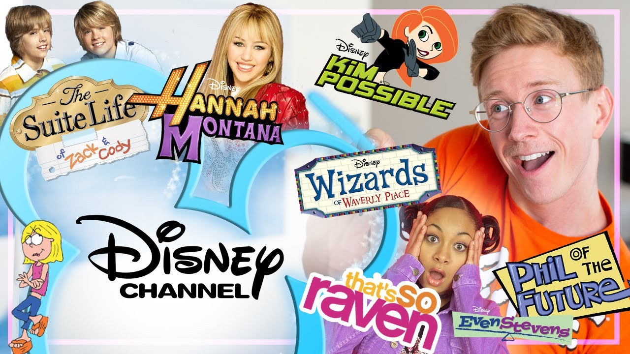 Reacting to Disney Channel Shows from the 2000's (Hannah Montana, Lizzie McGuire, That's So Raven)