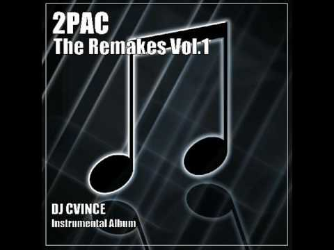 Instrumental - 2pac - Tradin' War Stories 1996 (DJ Cvince Remake)