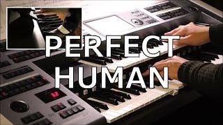 Gambar cover 「PERFECT HUMAN」RADIO FISH オリエンタルラジオ エレクトーン演奏 (STAGEA ELS-02C)