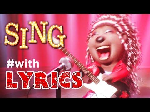 "SING song ""Set It All Free"" with LYRICS no CUTSCENES - Ash / Scarlett Johansson"
