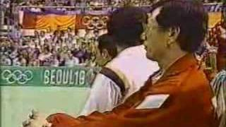 PERU VS USSR SEOUL 88 NBC TV