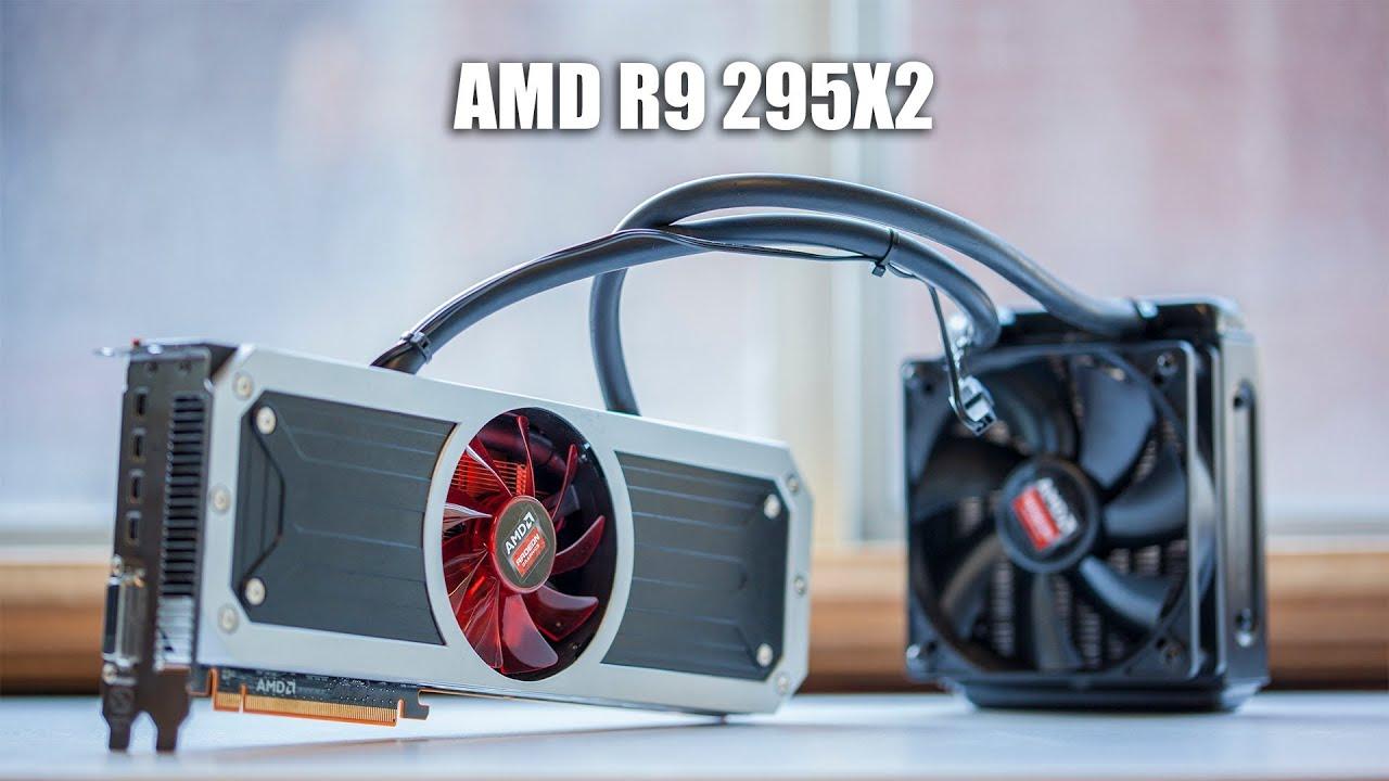 4K Gaming Ready - AMD Radeon R9 295X2 Review