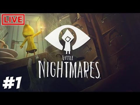🔴 [LIVE] Little Nightmares - INDONESIA GAMEPLAY 2019 #1