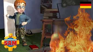 Feuerwehrmann Sam Deutsch Neue Folgen | Ärger im Doppelpack! 🚒 Kinderfilme