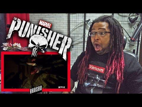 Marvel's The Punisher: Season 2 | Official Trailer REACTION!!