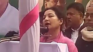 Dr.shammi daughter of mohiuddin Ahmed the ex MP cried and made others cry in Mehendigonj