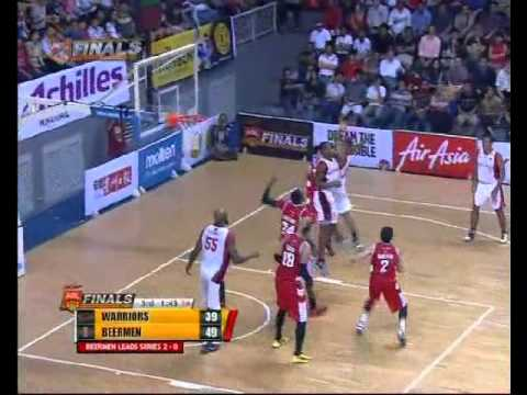 AirAsia 2013 ABL Finals Game 3 highlights: Indonesia Warriors vs San Miguel Beermen