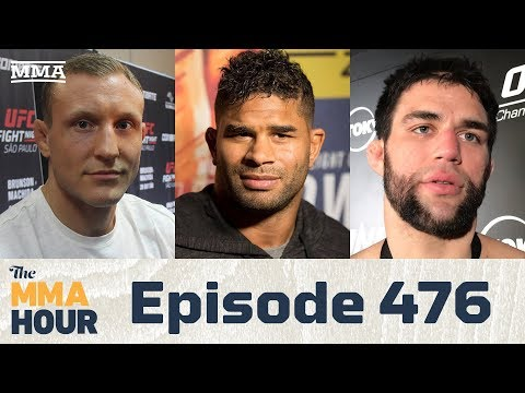 The MMA Hour Live - April 8, 2019