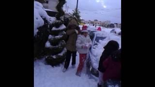Snow tym in jordan