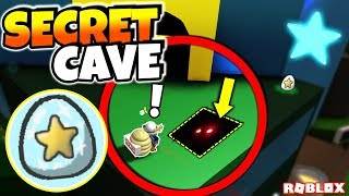 secret gifted egg cave found, you won't believe what happens next... (roblox bee swarm simulator)