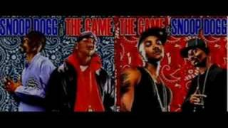 Snoop Dogg  feat  The Game - Gangbanging 101( Lyrics )