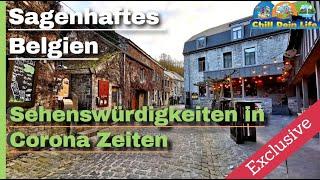 [Reisebericht] Die Ardennen | 2020 | Corona und ich in Belgien 😨
