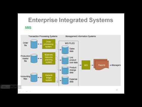 Enterprise Integration Systems