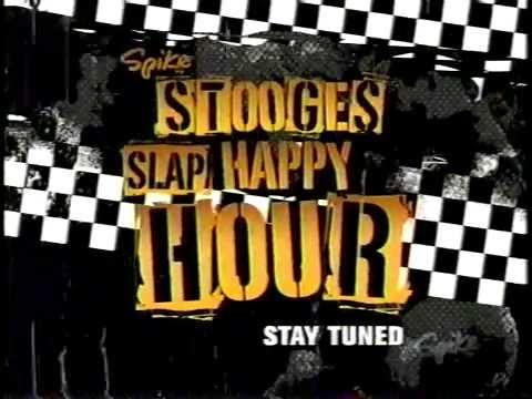 Three Stooges Spike TV Bumpers (Part 1)