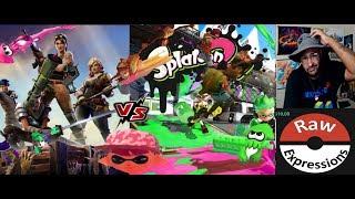 Fortnite Plus Splatoon Equals?! Keep It Real With Us Nintendo