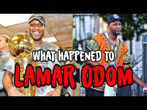 From NBA STAR to DRUG ADDICT? What Happened to Lamar Odom?