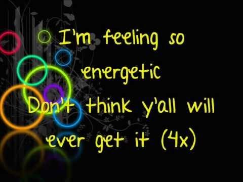 BoA Energetic Lyrics