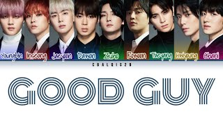 SF9 (에스에프나인) - GOOD GUY JAPANESE VER. (Color Coded Lyrics En…