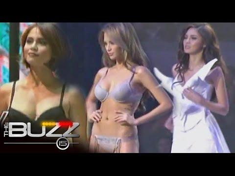 Kapamilya Stars strip at Bench 'Naked Truth' fashion show